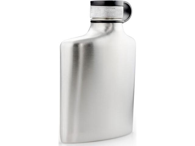 GSI Glacier Stainless 6 Fluid Ounce Hip Flask 177ml